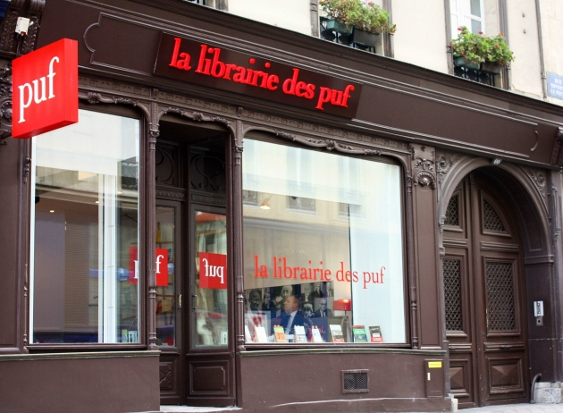 Les Presses Universitaires de France storefront