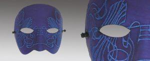 Wendy Dolma's leather masks