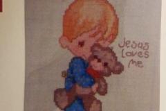 Precious Moments: Jesus Loves Me, 1984