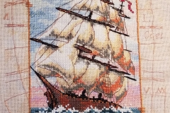 pirate ship, 2021