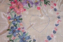 ribbon embroidery, 1998