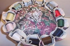 sewing, pincushion, 1993
